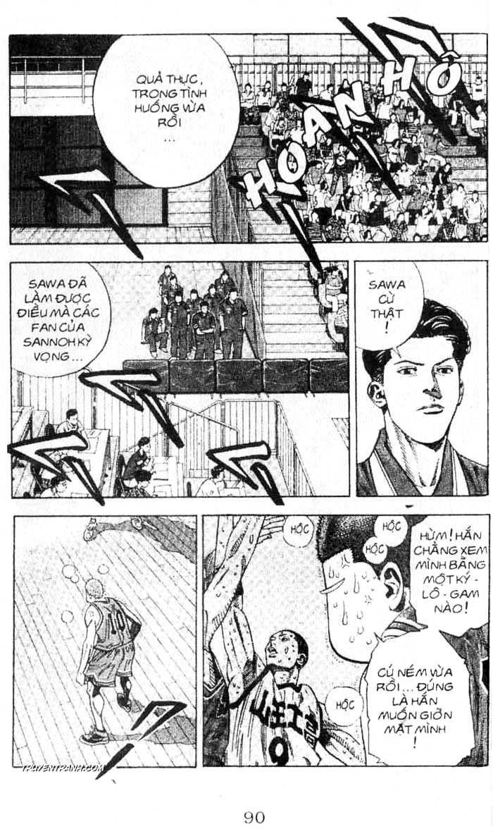 Slam Dunk chap 254 trang 3