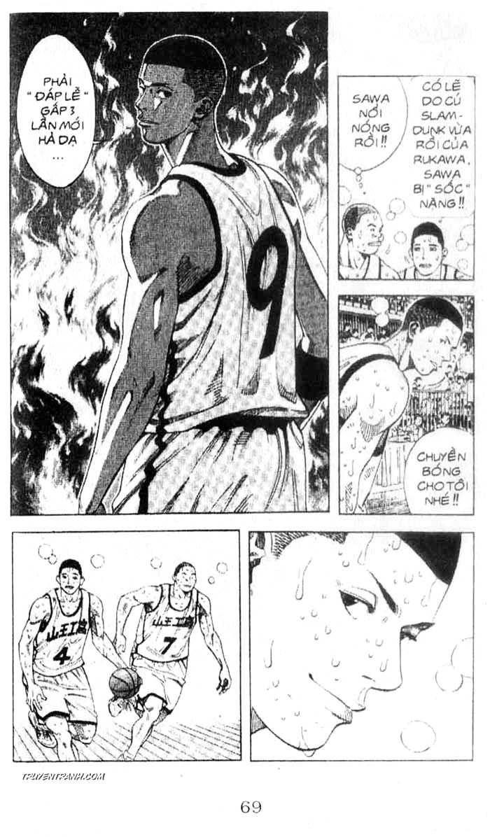 Slam Dunk chap 253 trang 3