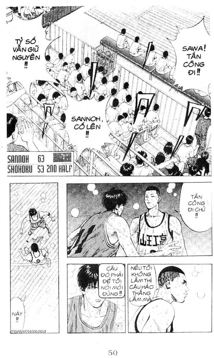 Slam Dunk chap 252 trang 4