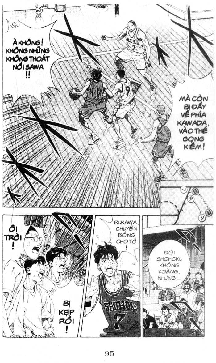 Slam Dunk chap 254 trang 8