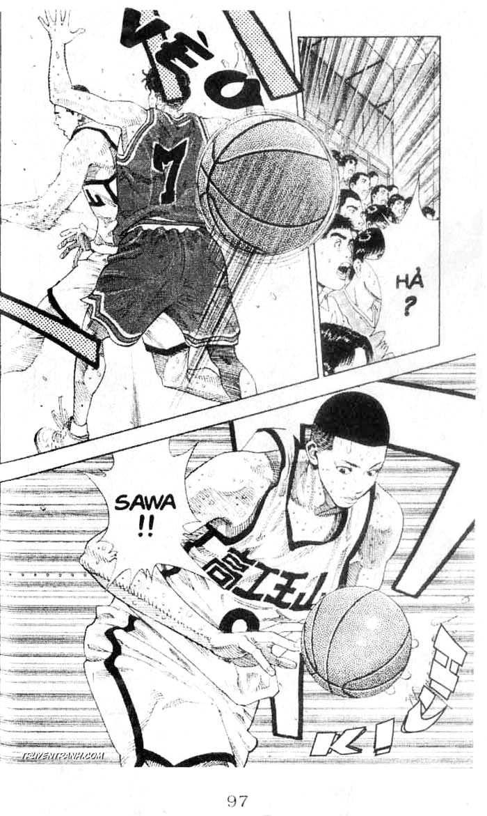Slam Dunk chap 254 trang 10