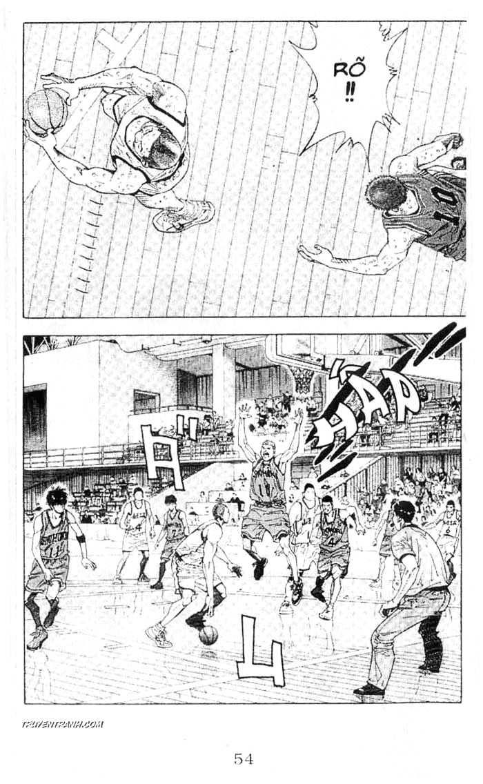 Slam Dunk chap 252 trang 8