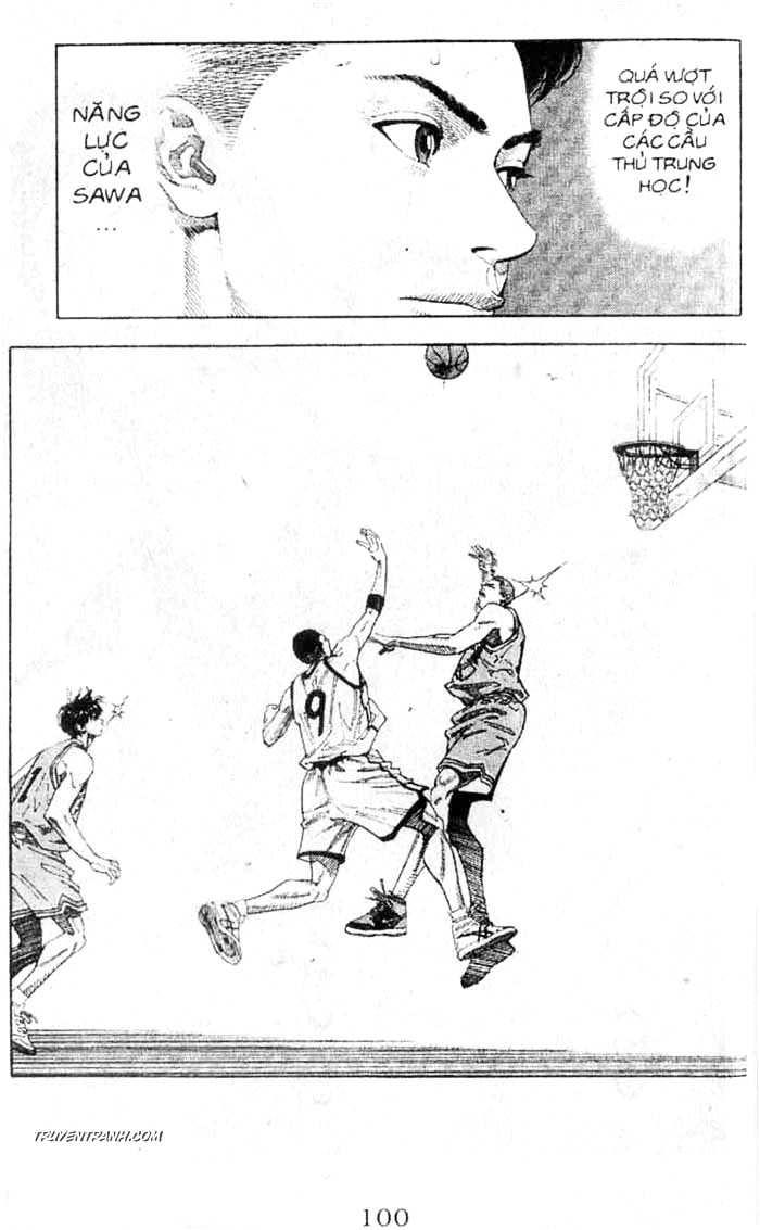 Slam Dunk chap 254 trang 13