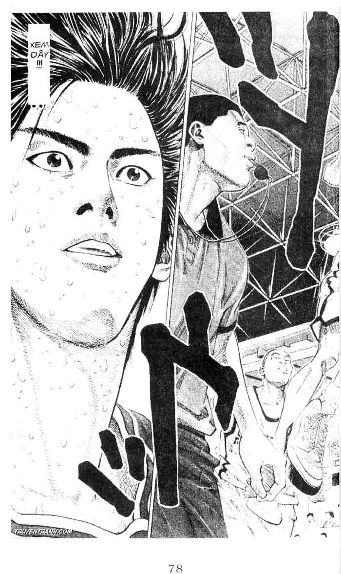 Slam Dunk chap 253 trang 11