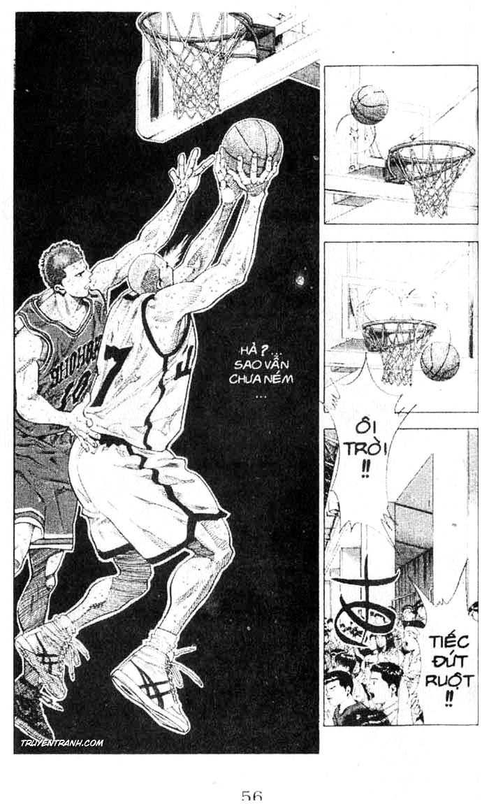 Slam Dunk chap 252 trang 10