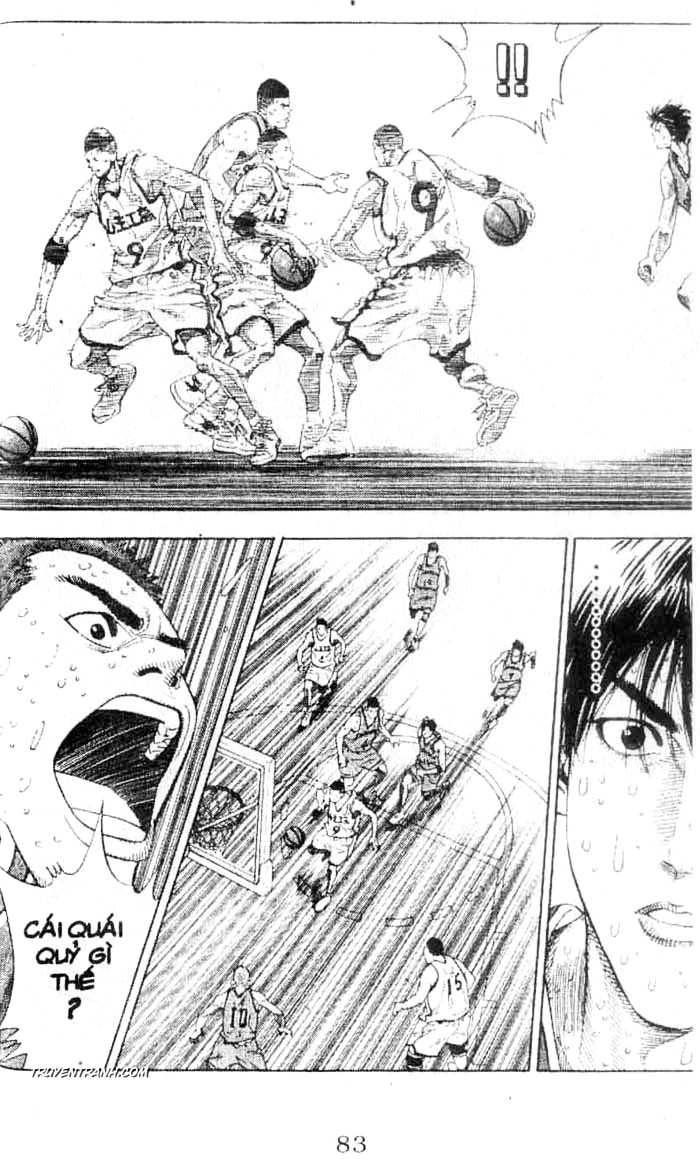 Slam Dunk chap 253 trang 16