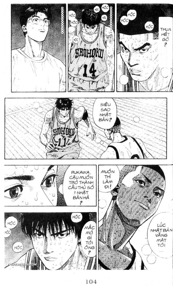 Slam Dunk chap 254 trang 17
