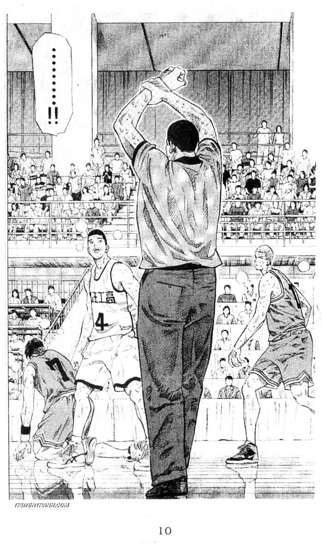 Slam Dunk chap 250 trang 4
