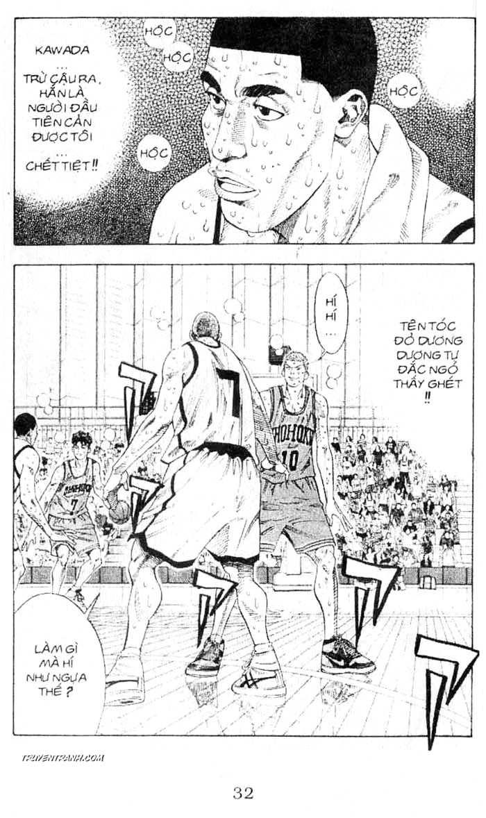 Slam Dunk chap 251 trang 6