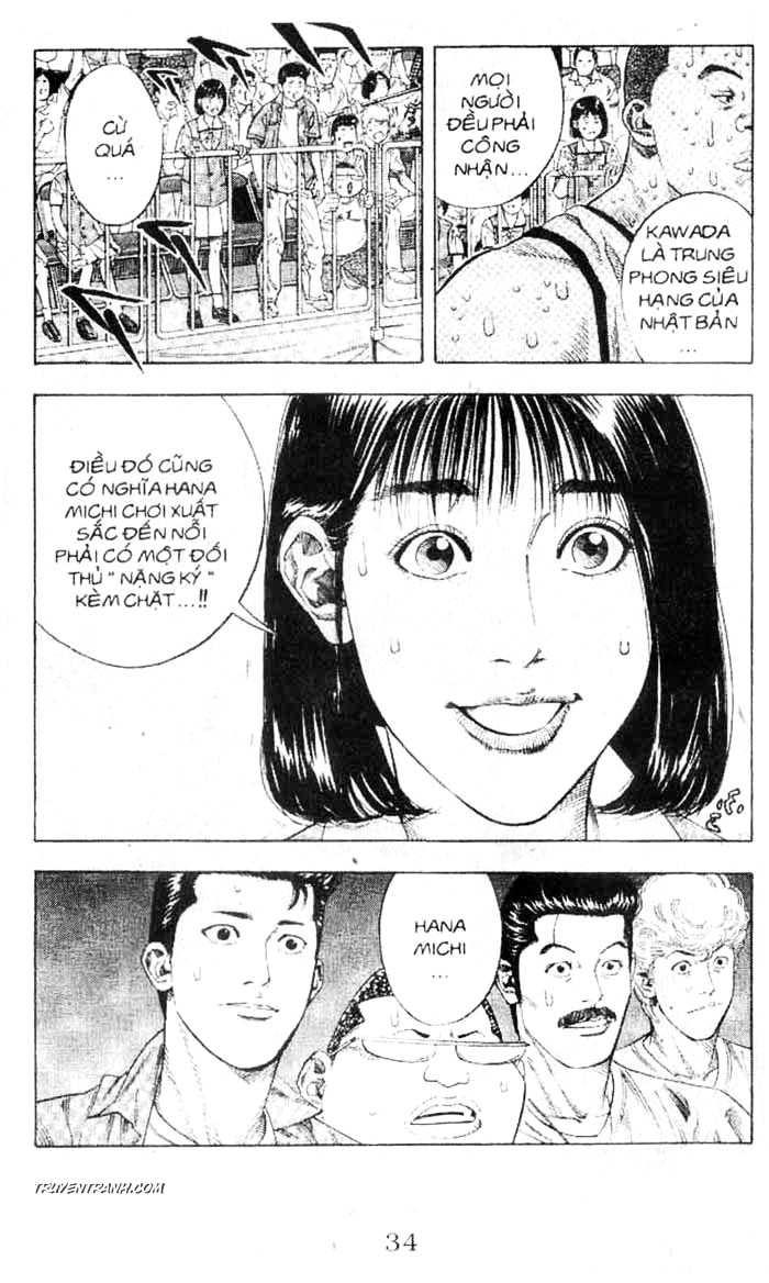 Slam Dunk chap 251 trang 8