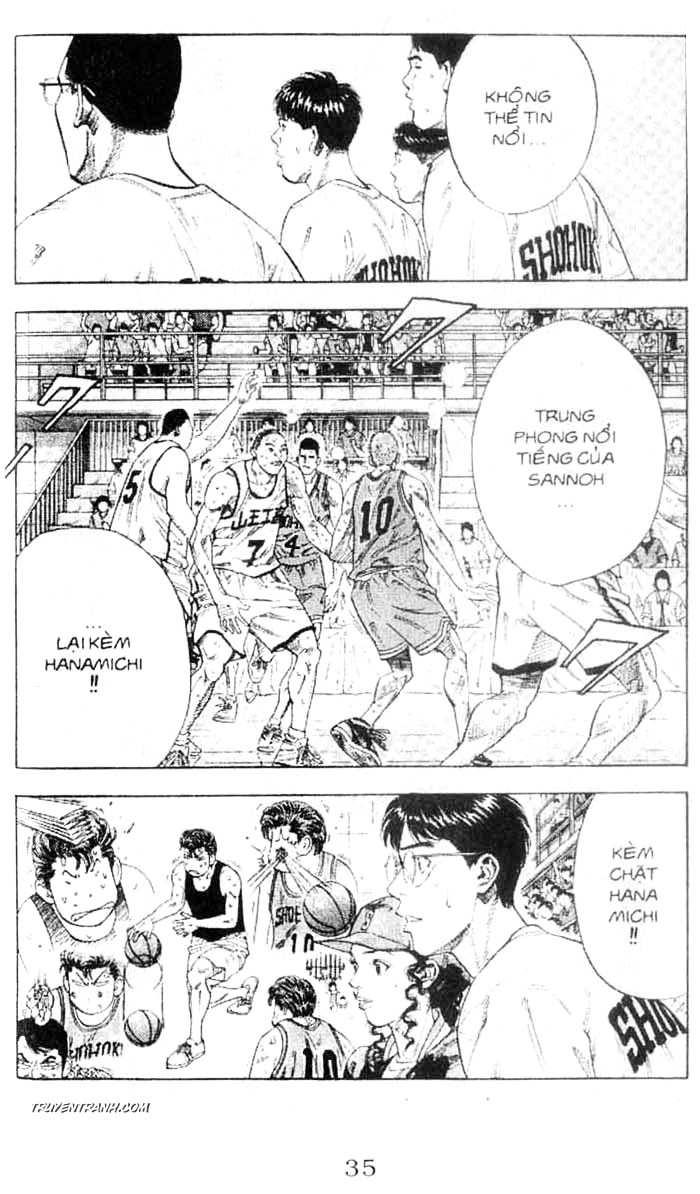 Slam Dunk chap 251 trang 9