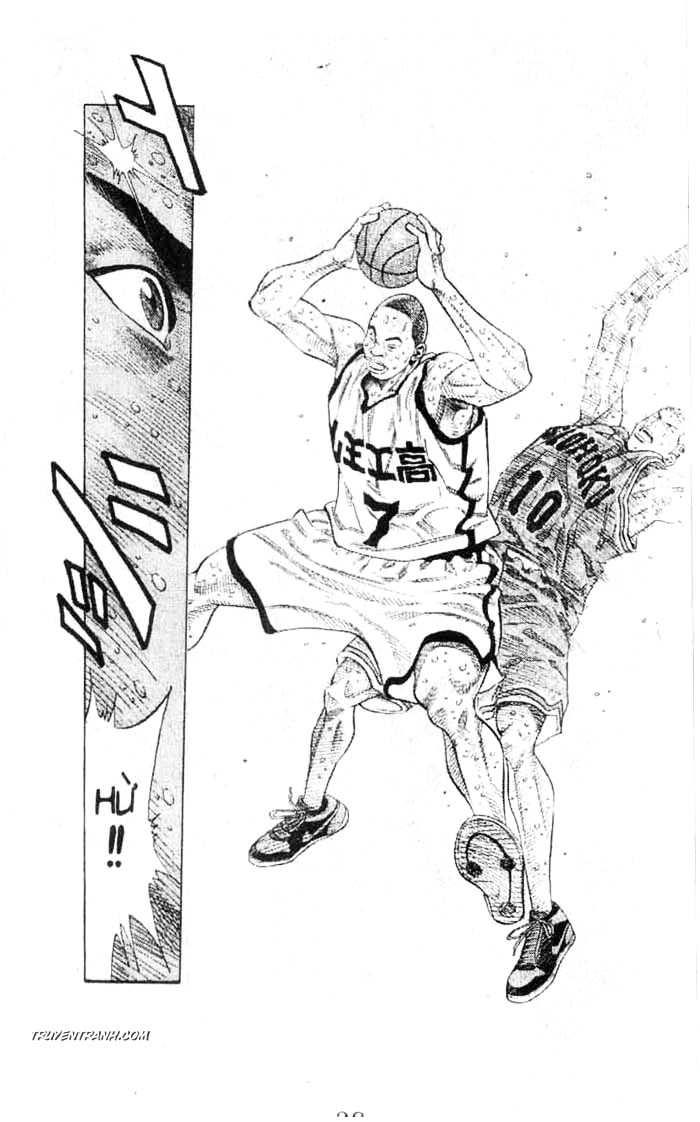 Slam Dunk chap 251 trang 12