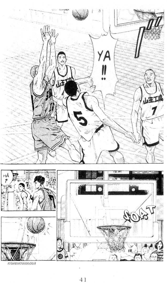 Slam Dunk chap 244 trang 1