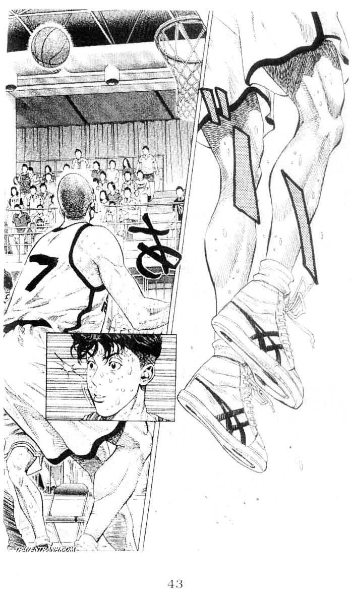 Slam Dunk chap 251 trang 17
