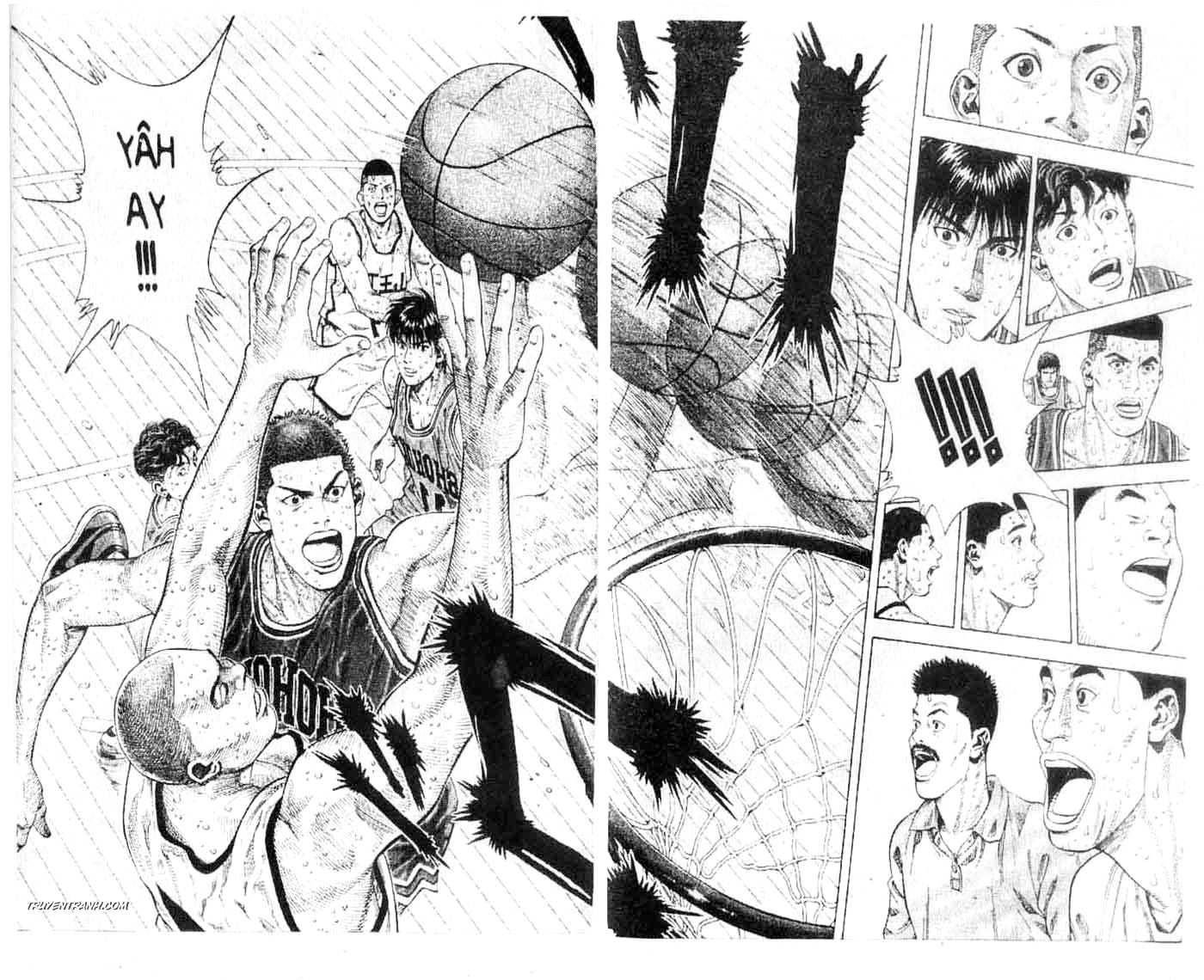 Slam Dunk chap 251 trang 18