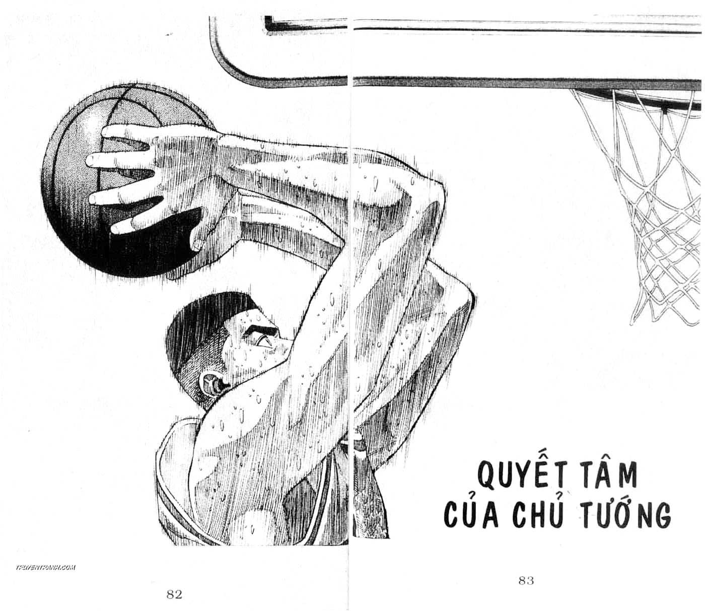 Slam Dunk chap 246 trang 2