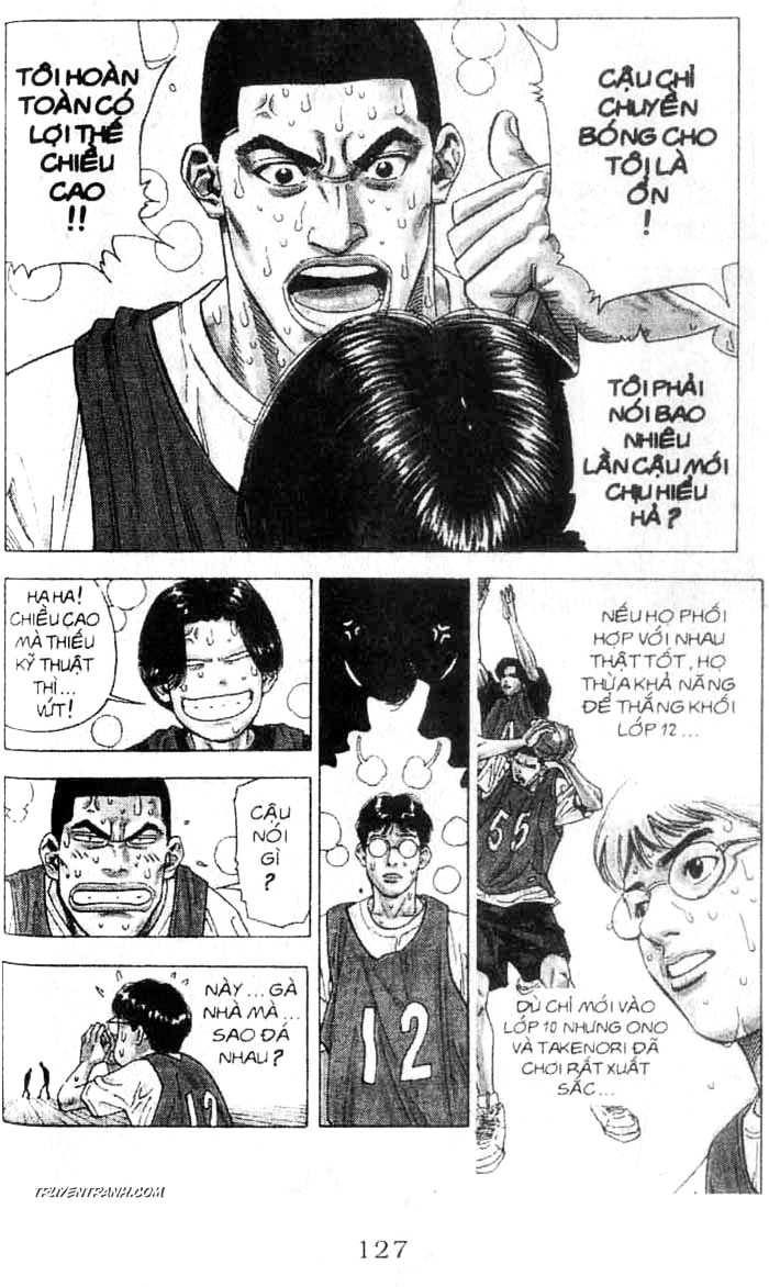 Slam Dunk chap 248 trang 7