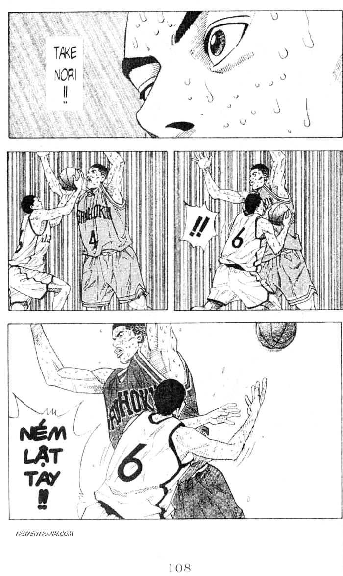Slam Dunk chap 247 trang 8