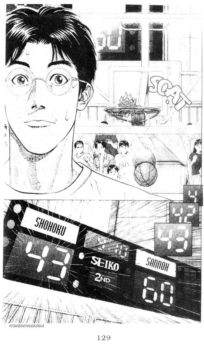 Slam Dunk chap 248 trang 9