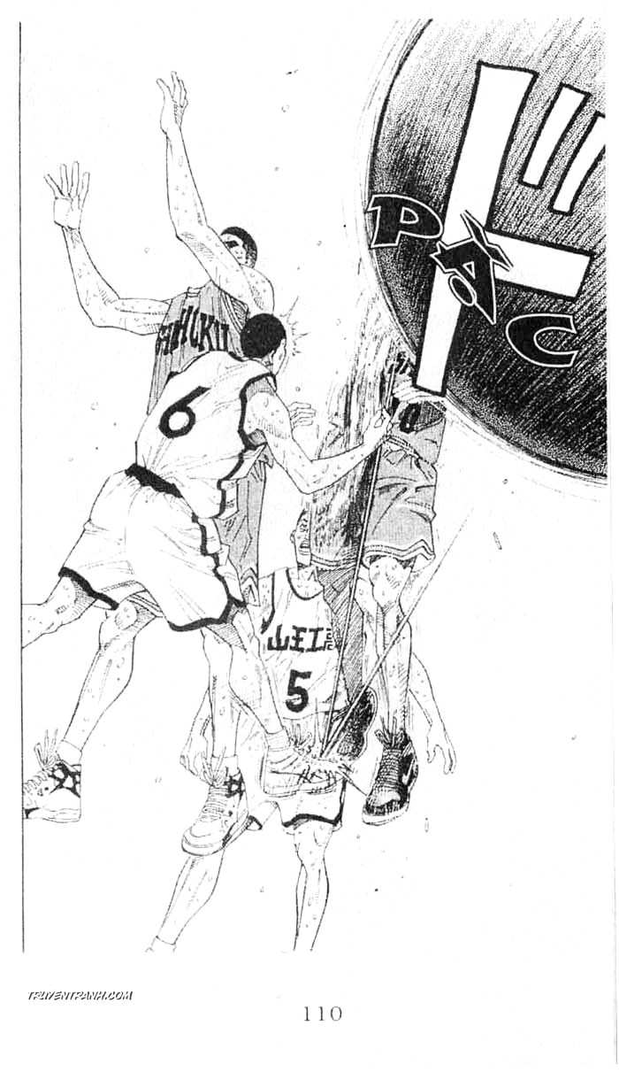 Slam Dunk chap 247 trang 10
