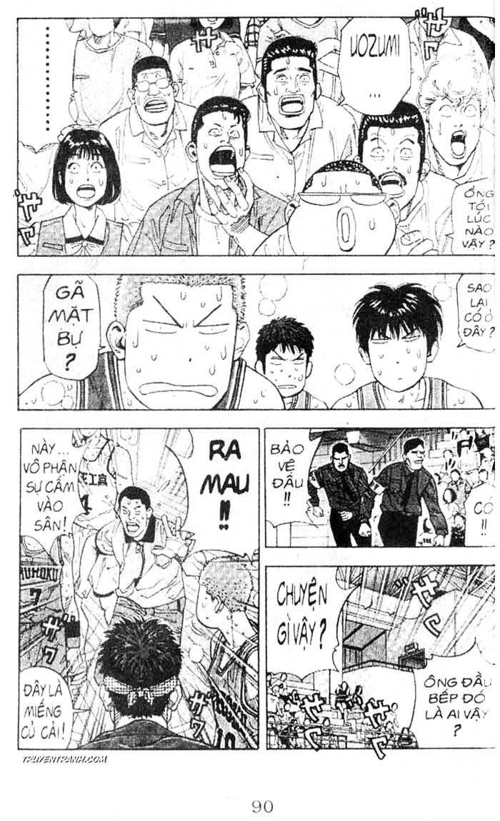 Slam Dunk chap 246 trang 9