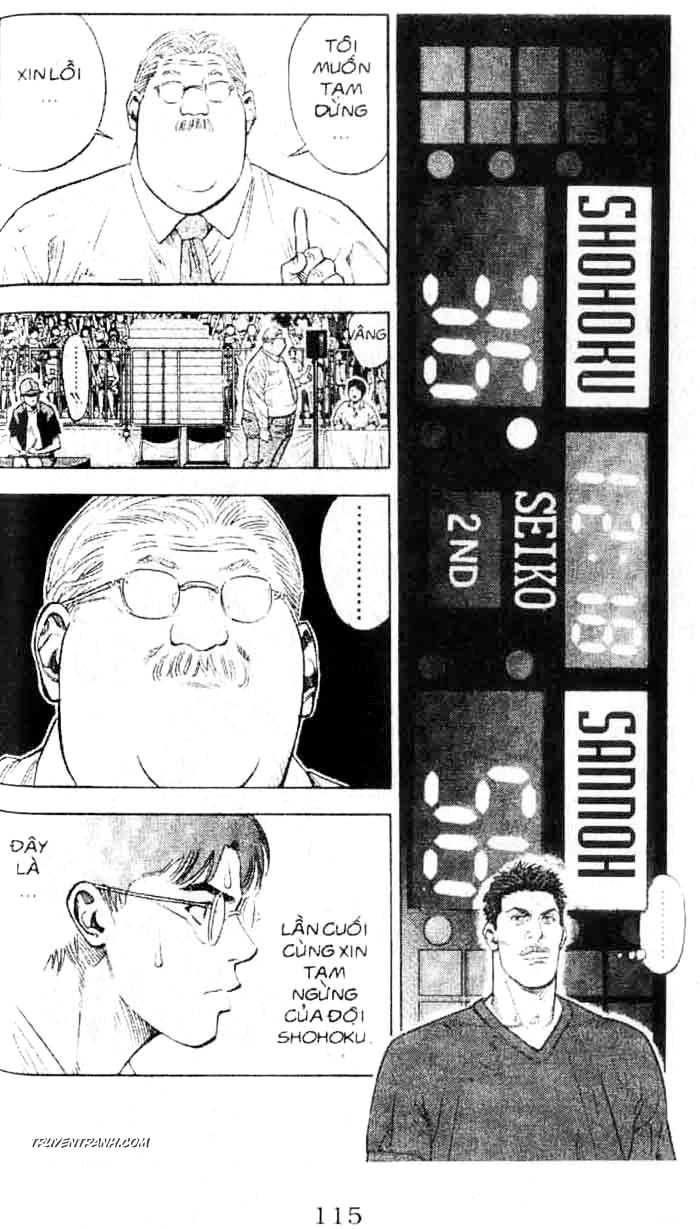 Slam Dunk chap 240 trang 2