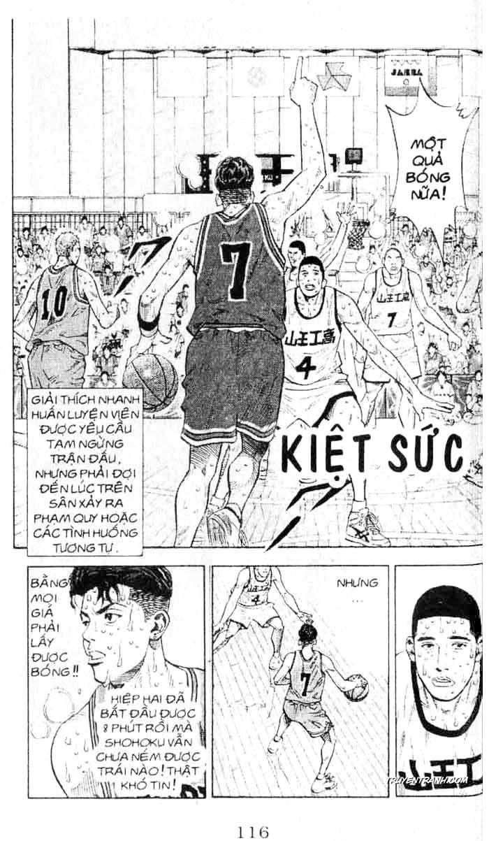 Slam Dunk chap 240 trang 3