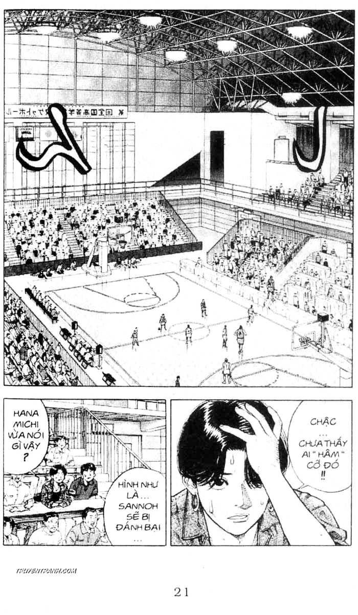 Slam Dunk chap 243 trang 1