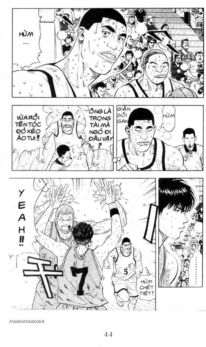 Slam Dunk chap 244 trang 4