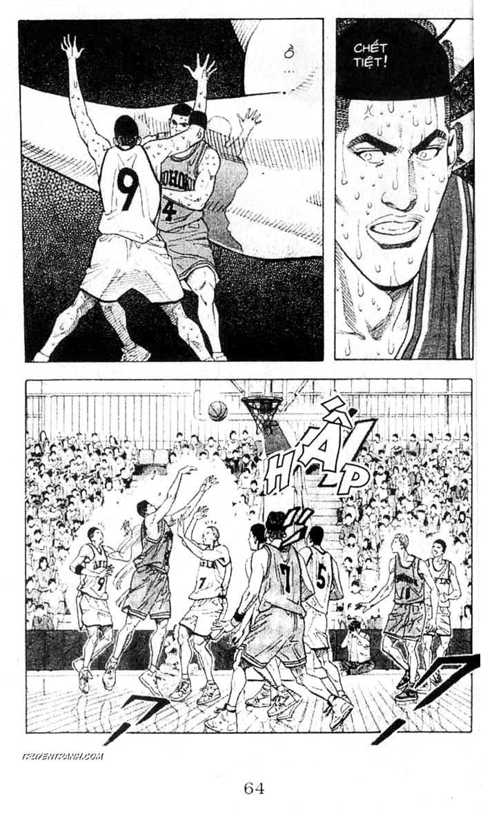 Slam Dunk chap 245 trang 4