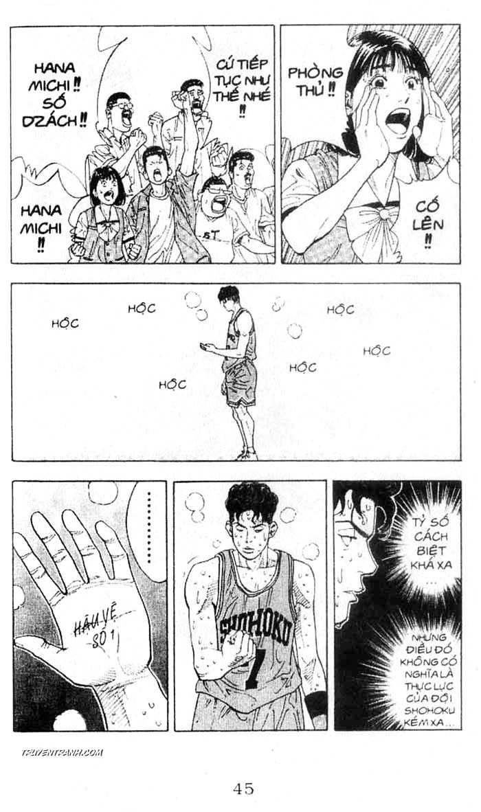 Slam Dunk chap 244 trang 5