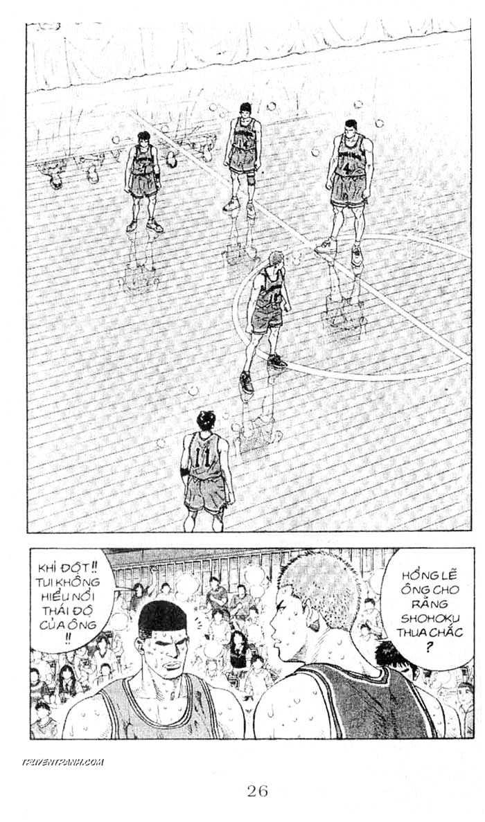 Slam Dunk chap 243 trang 6