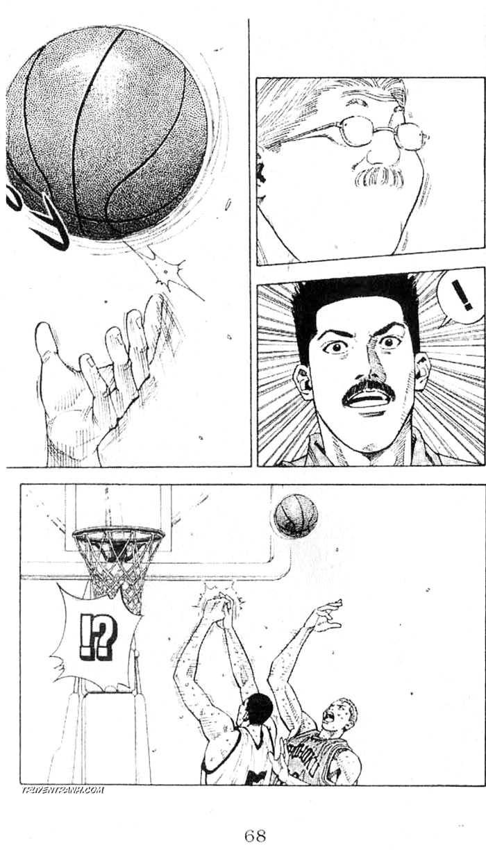 Slam Dunk chap 245 trang 8