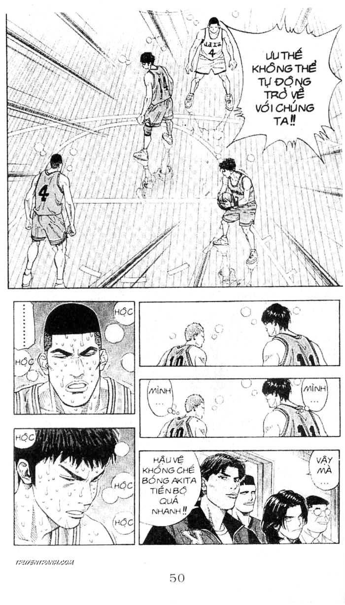 Slam Dunk chap 244 trang 10