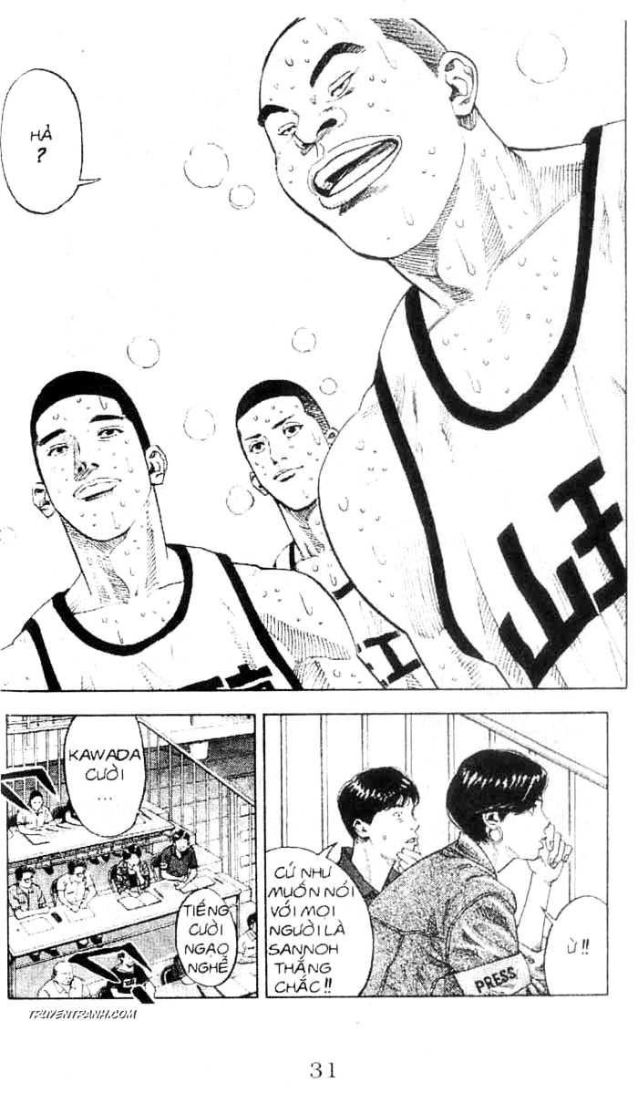 Slam Dunk chap 243 trang 11