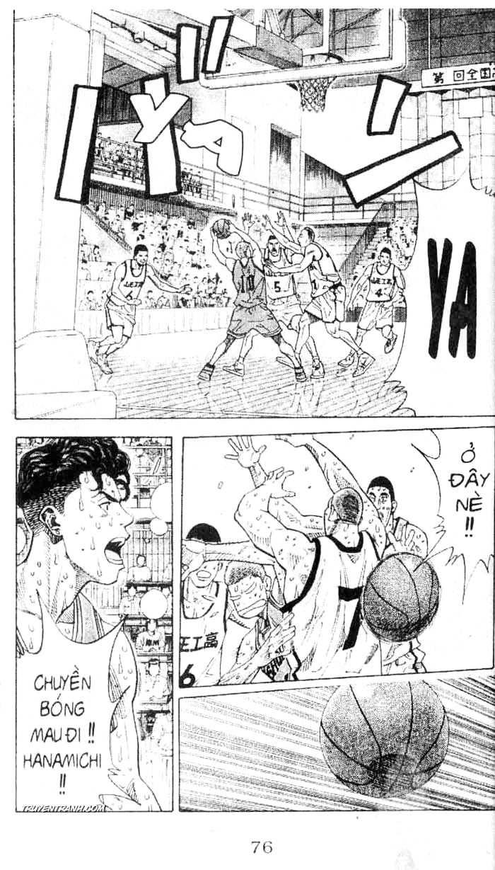 Slam Dunk chap 245 trang 15