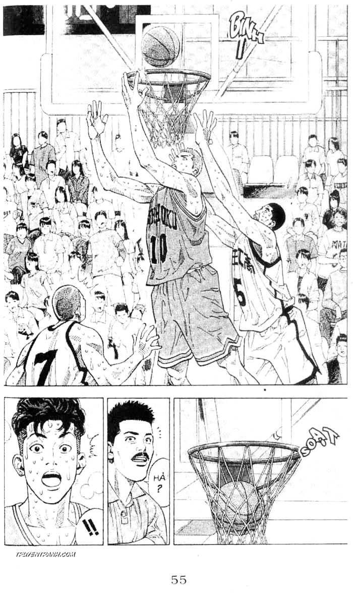 Slam Dunk chap 244 trang 15