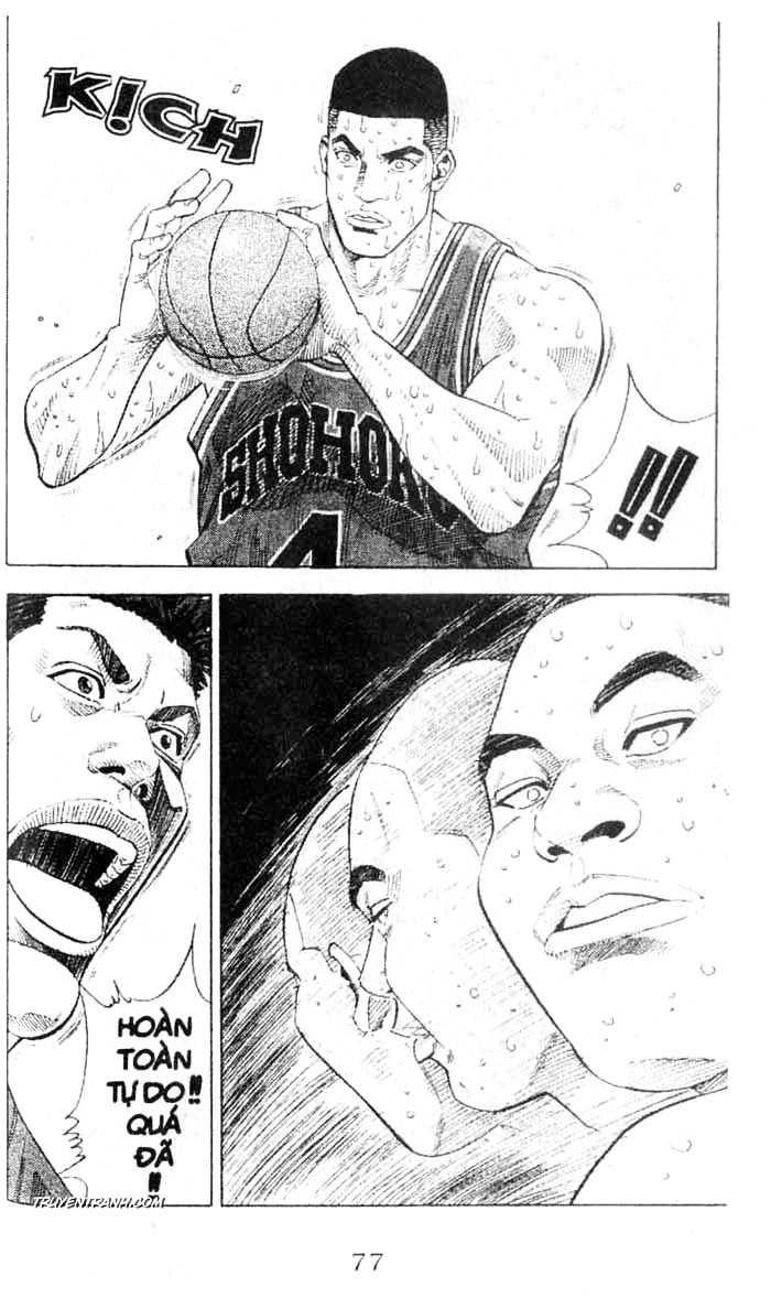 Slam Dunk chap 245 trang 16