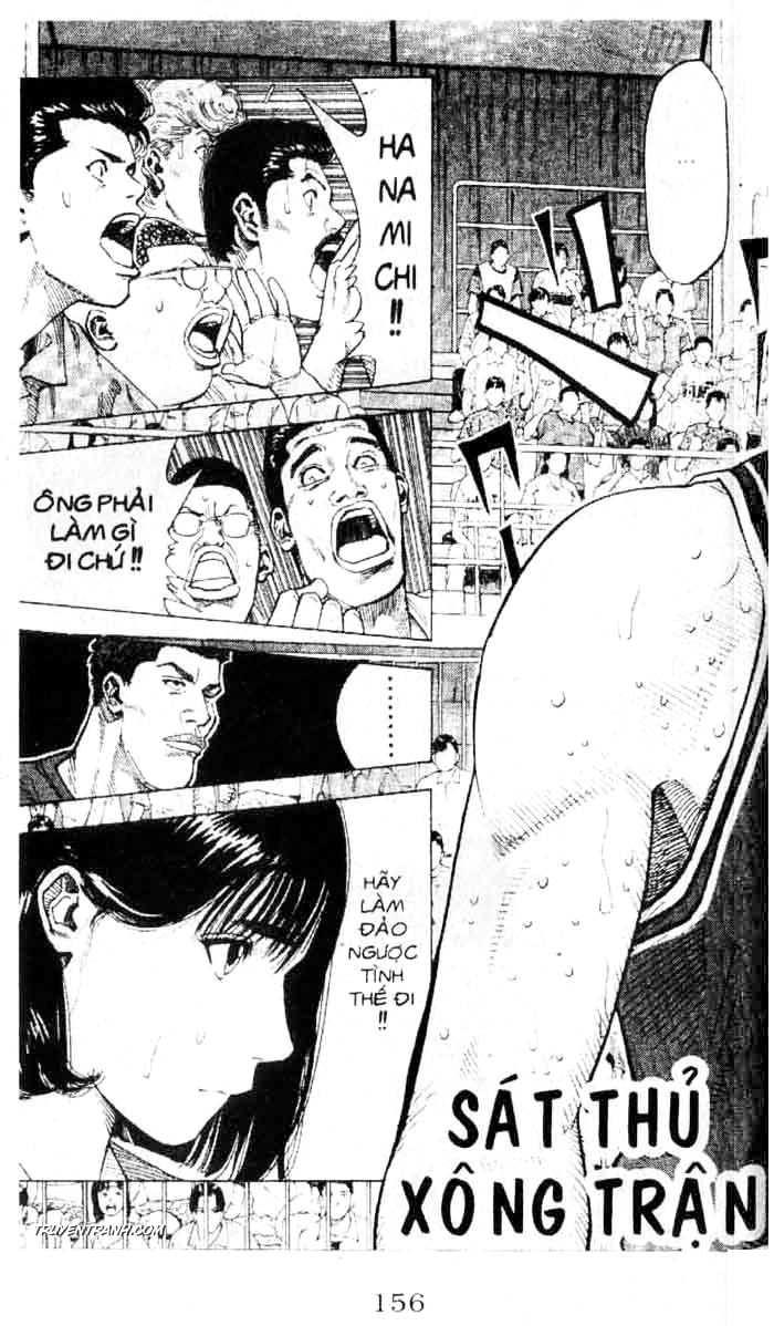 Slam Dunk chap 242 trang 3