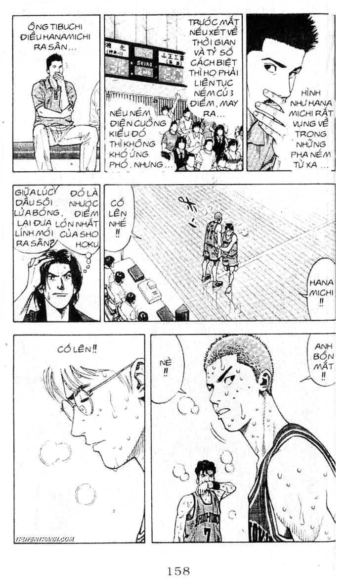 Slam Dunk chap 242 trang 5