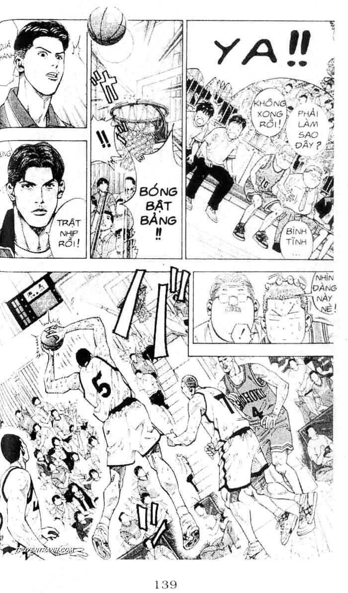 Slam Dunk chap 241 trang 6