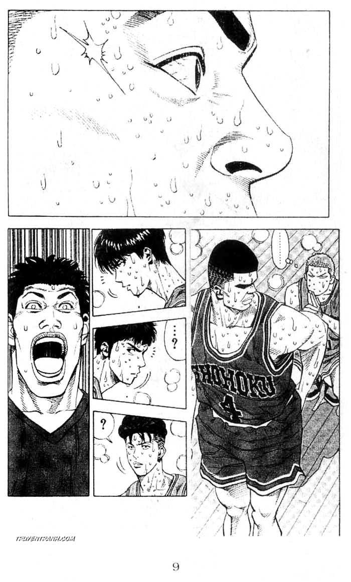 Slam Dunk chap 242 trang 10