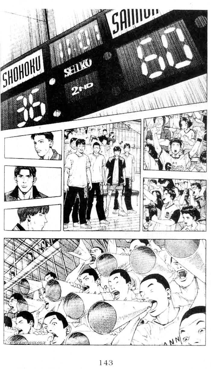 Slam Dunk chap 241 trang 10