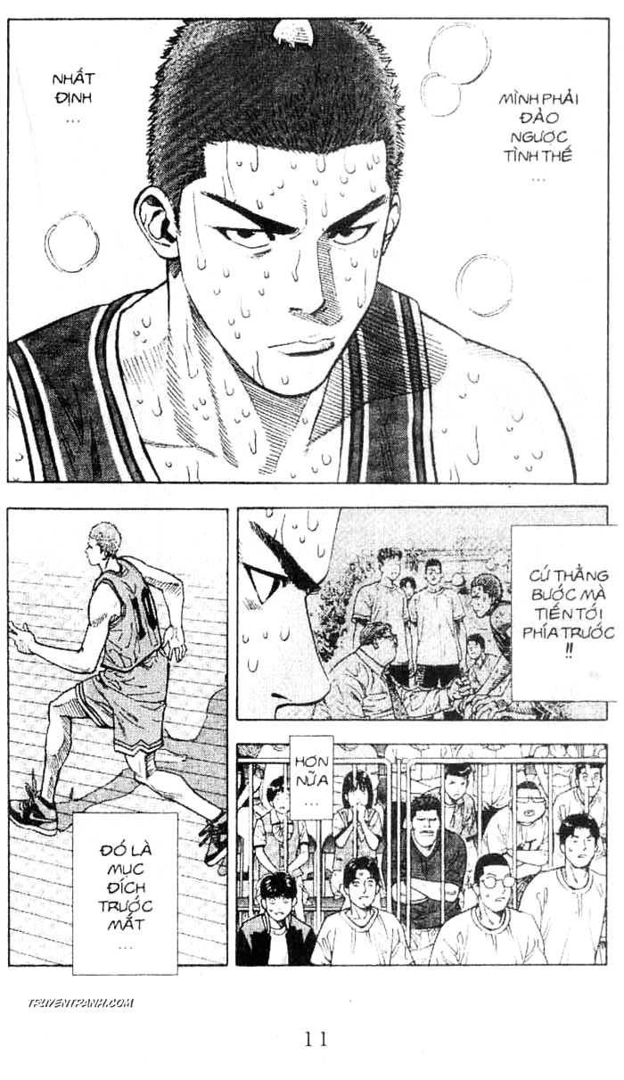 Slam Dunk chap 242 trang 12
