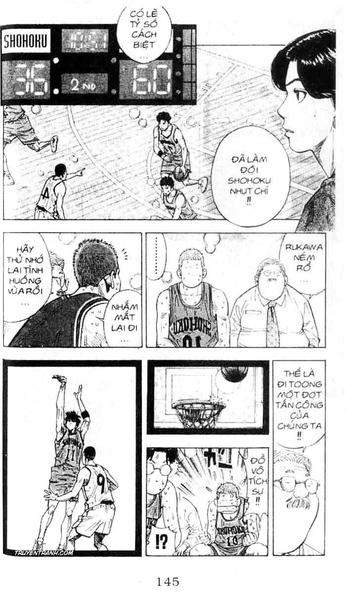 Slam Dunk chap 241 trang 12