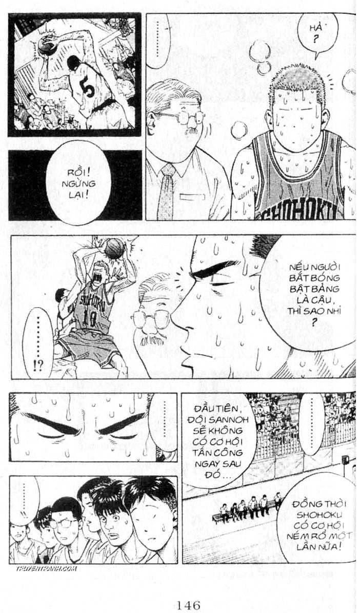 Slam Dunk chap 241 trang 13