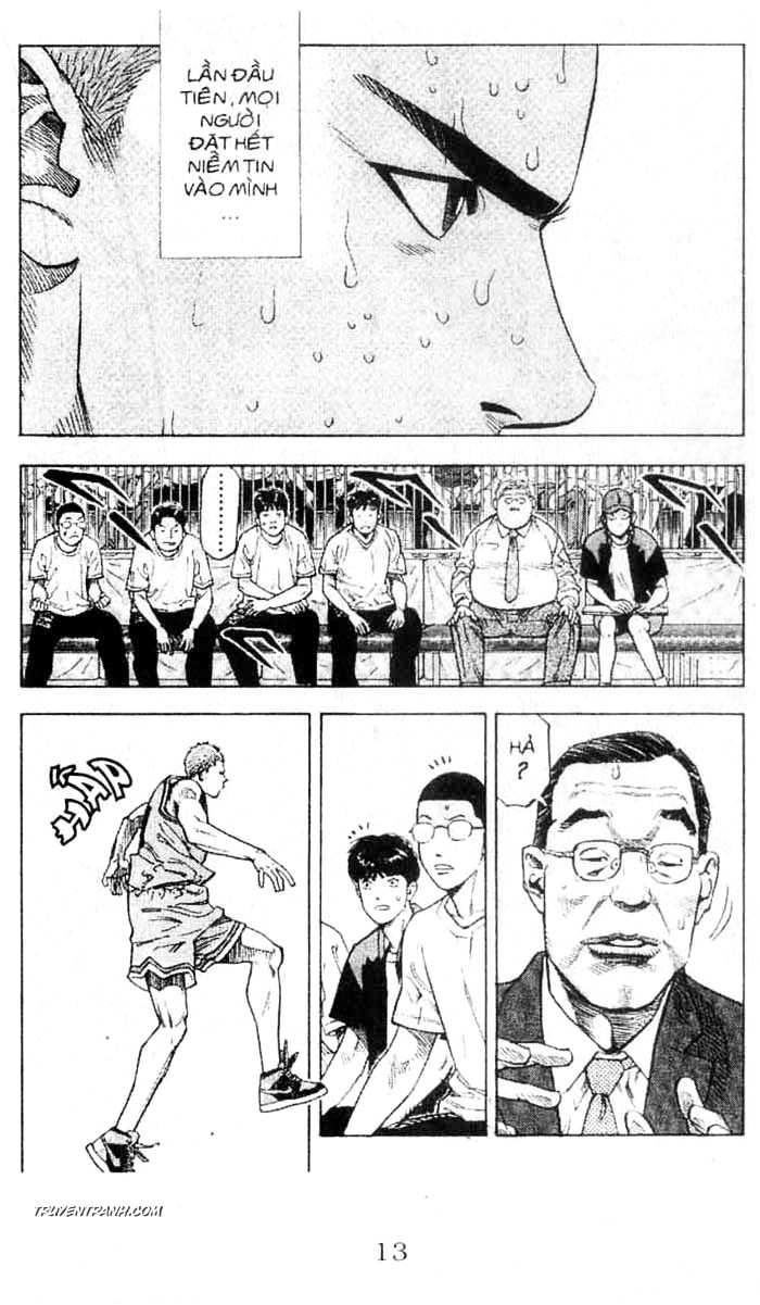 Slam Dunk chap 242 trang 14