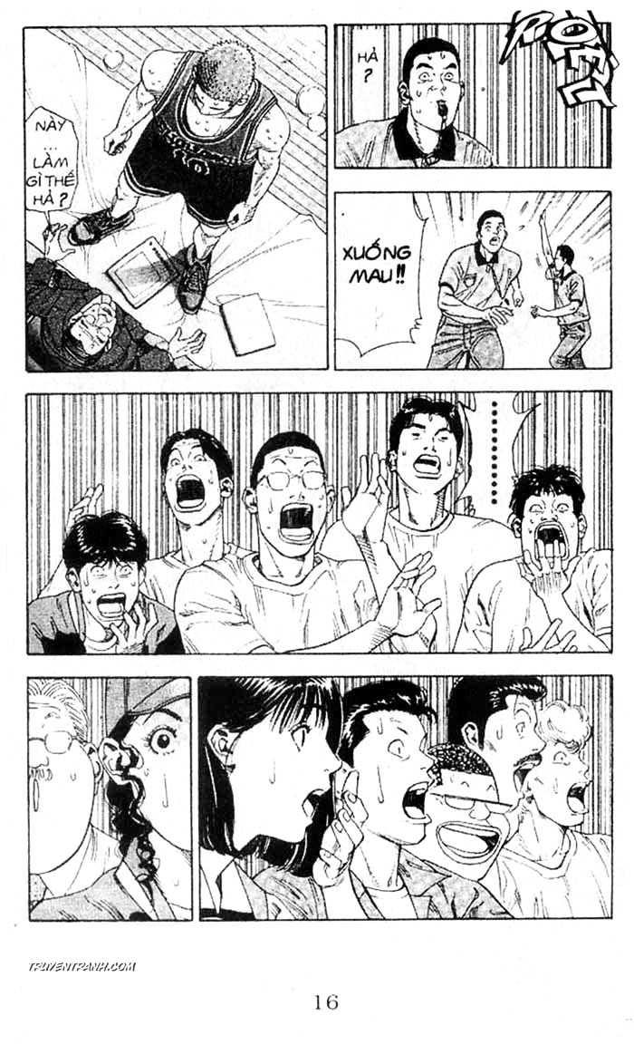 Slam Dunk chap 242 trang 16