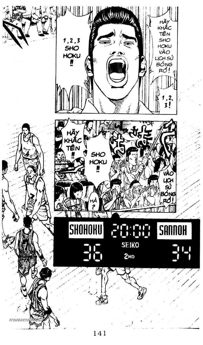Slam Dunk chap 233 trang 13