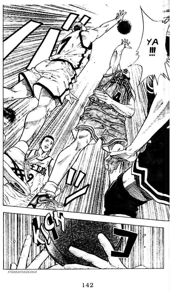 Slam Dunk chap 233 trang 14